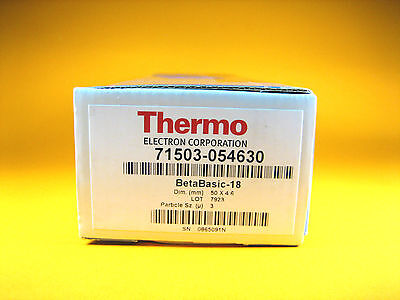 Thermo Electron - 71503-054630 - Betabasic-18 50 X 4.6mm