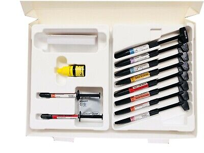 Ivoclar Vivadent Tetric N Collection System Kit Composite Dental