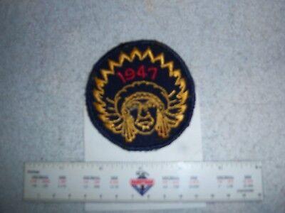 Pa he tsi  1947 Lake of the Ozarks Boy Scout Camp Patch  Missouri - 20