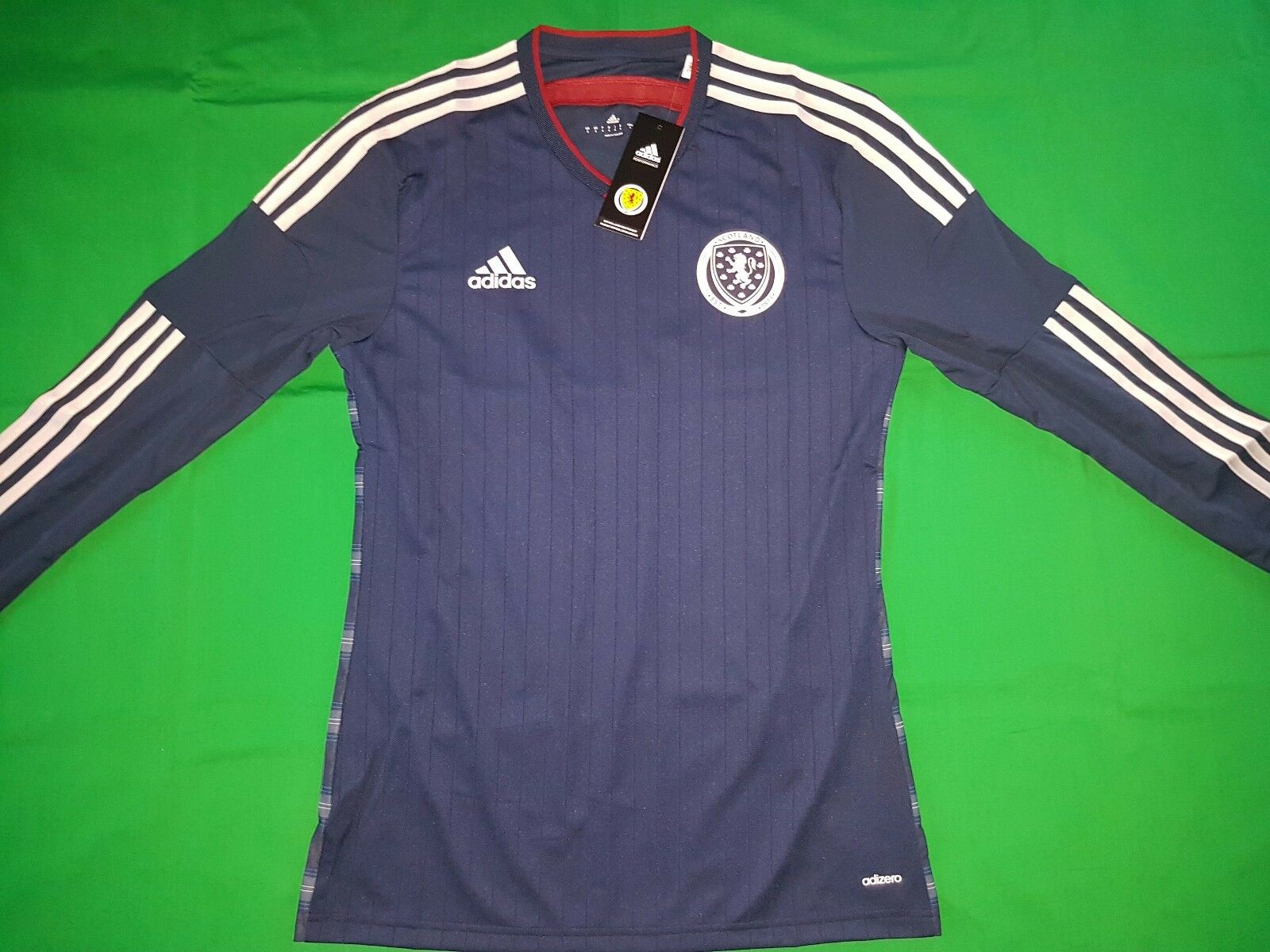 Schottland Trikot Home 2015 Adidas Größe M L -NEU- Scotland