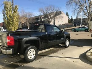 Very nice extended cab ltz 6.0L company truck
