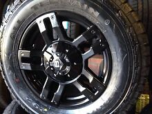 Toyota hilux wheels Welshpool Canning Area Preview