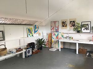 Art studio rent industrial estate Byron Bay Byron Area Preview