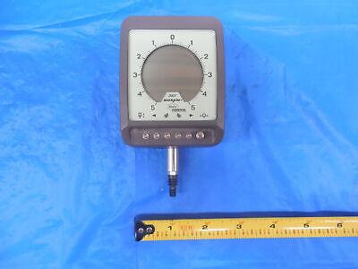 Mahr Federal Maxum Electronic Digital Dial Indicator Dei-11111d .0001 Graduation