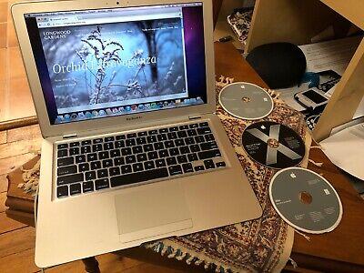 "Apple MacBook Air A1237 13.3"" Laptop"