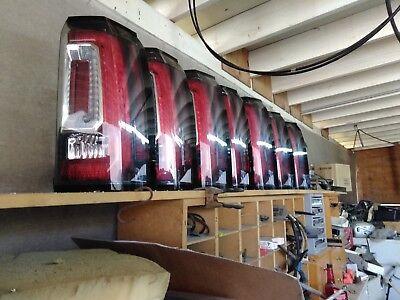 2015 to 2018 GMC  yukon, yukon XL tail lights REPAIR  lifetime warranty