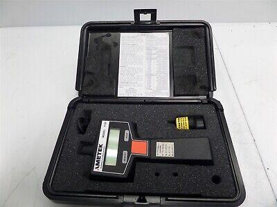 Ametek Model 1726 Digital Tachometer