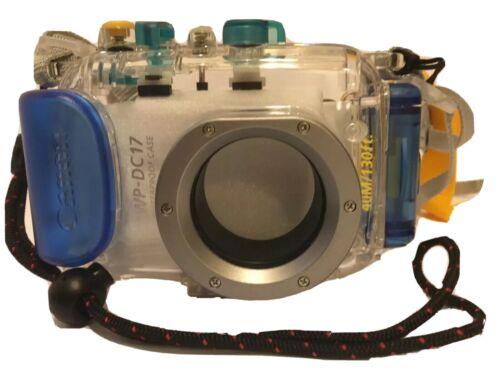 Canon WP-DC17 2318B001 Underwater Housing Camera Case - $17.00
