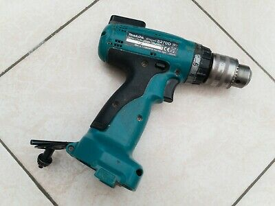 Makita 12v Cordless Keyed Chuck Drill Driver Body Only 6270D - Spares or Repairs, used for sale  Shipping to South Africa