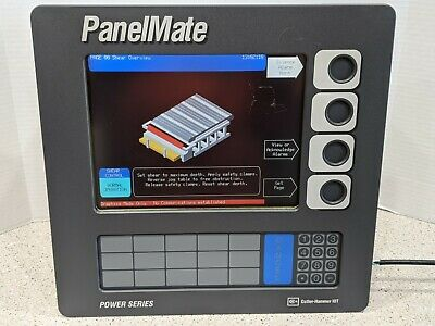 Cutler Hammer 39pkhx Panelmate 3000 Power Series 92-01810-01 39pkhx Pm 3000