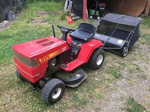 Rally Lawn Mower