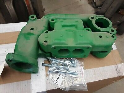 John Deere 60620630 Tractor Intake Exhaust Manifold A4640r A4641r