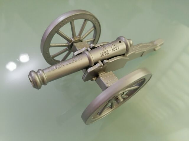 Willie :1977 England Silver Jubilee  E&R Cannon