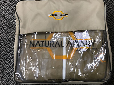 Natural Apiary Bee Keeping Suit Xl Light Brown