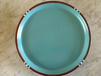 Dansk International Designs LTD. Mesa Turquoise Chop Plate 13