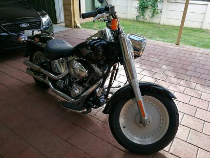 Harley Fatboy low kms! 1 Owner!!!