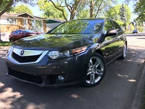 ACURA TSX V6 TECH PACKAGE