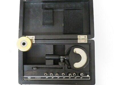 Mahr Diatest Split Anvil Bore Gage Set - .28-.40.00005 W .3125 Ring - Ns65