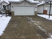 Millwoods Snow Removal $100 December