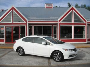 2013 Honda Civic EX SUNROOF HEATED SEATS BACK UP CAMERA!!