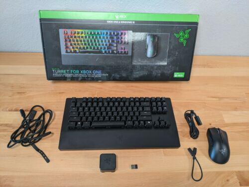 *Read* Razer RZ84-02820200-B3U1 Turret Wireless Mechanical Gaming Keyboard