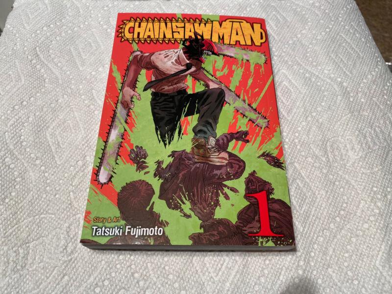 Chainsaw Man Manga Volume 1