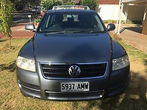 2003 Volkswagen Touareg  V6  3.2 L Grey 6 Speed Tiptronic  SUV Newton Campbelltown Area Preview