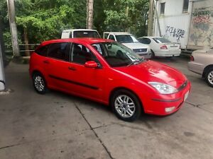 2004 Ford Focus SR Automatic With February rego Nambour Maroochydore Area Preview