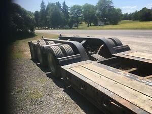 Float Trailer | Buy or Sell Heavy Equipment in Ontario