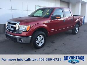 2014 Ford F-150 XLT Ecoboost - 4x4