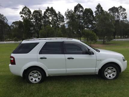 2009 Ford Territory AWD (Rego & RWC)