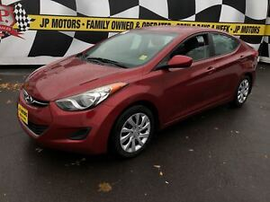 2011 Hyundai Elantra GL, Manual, Bluetooth