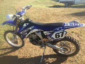 Yamaha WR 450 Warrill View Ipswich South Preview