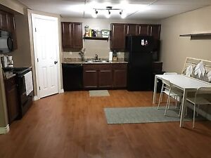 BASEMENT SUITE - All utilities included- 1,500