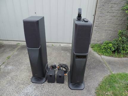 Surround Speakers Beaconsfield Cardinia Area Preview