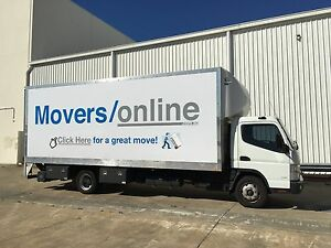 Large truck and 2 experienced movers from $139ph Balmoral Brisbane South East Preview