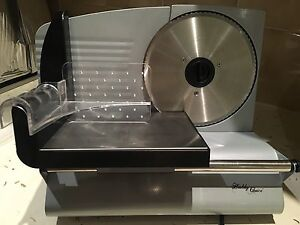 Electric meat slicer Willoughby Willoughby Area Preview