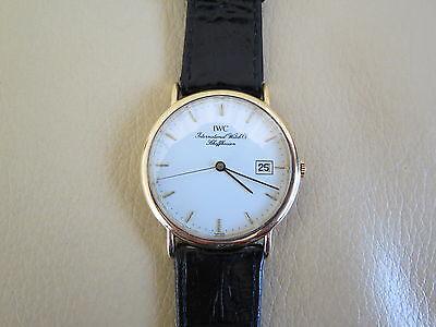 IWC Portofino Ref. 3331 18K Solid Gold Watch