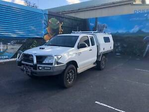 2009 Toyota Hilux Extra Cab for Sale