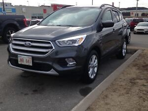 2017 Ford Escape SE AWD - Lease Takeover