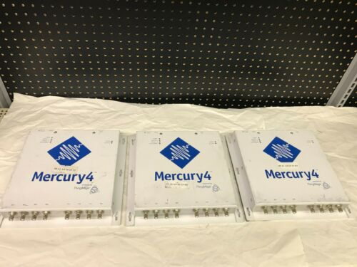 Lot of 3 ThingMagic Mercury 4 TM-M4 RFID Reader Untested