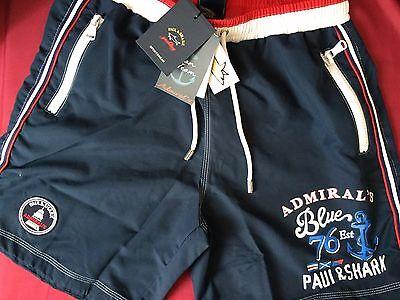 PAUL & SHARK yachting designer shorts Badehose xxL neu-new, swim