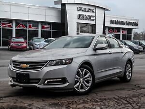 2018 Chevrolet Impala LT WITH CONVENIENCE PACKAGE