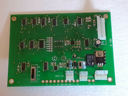 Circuit Board for the Monitor 4000 Exit Alarm - RestaurantSecurity systems