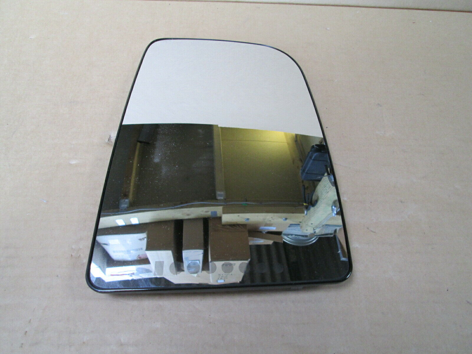 2011-2014 TOYOTA SIENNA Convex Passenger Side Replacement Mirror Glass