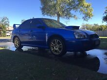 Subaru wrx (TIDY AS) with mods! Coolangatta Gold Coast South Preview