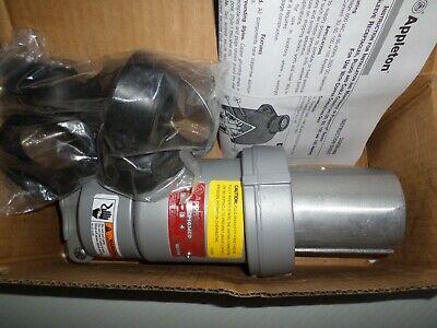 New In Box Appleton Acp1034cd 100-amp Plug For A Adr1034 100a 3w 4p