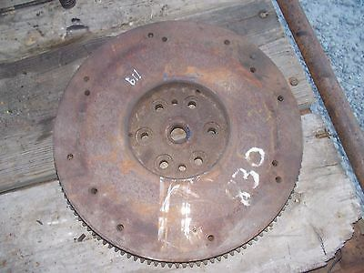 Case 830 Rowcrop Tractor Original Motor Engine Flywheel Starter Ring Gear