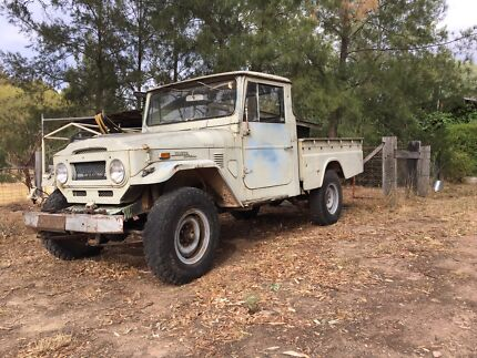 Wanted: Wanted old Toyota Landcruisers
