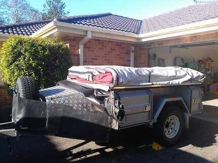 2012 Johnno's Camper Trailers Offroad Dreamtime Mayfield East Newcastle Area Preview